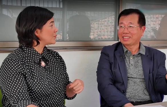 Testimonio del progreso surcoreano