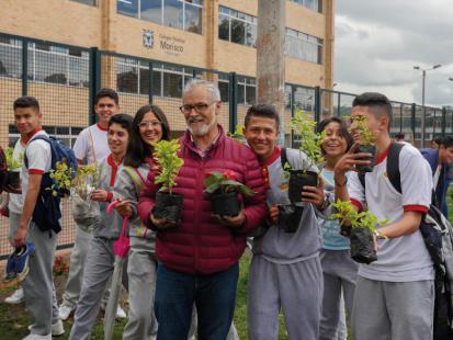Las nuevas generaciones comprometidas con el medio ambiente