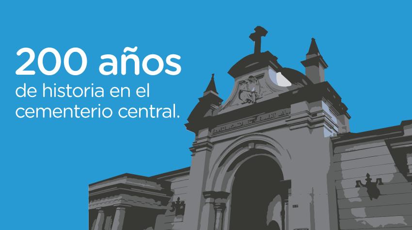 Cerca de 200 años de historia de Colombia en el Cementerio Central