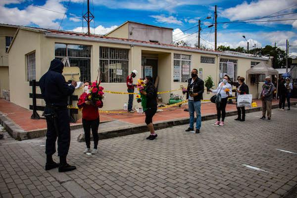 Medidas y protocolos de bioseguridad para ingresar a los cementerios propiedad del Distrito