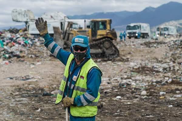 Bogotá le Apunta a Nuevas Alternativas para Disponer sus Residuos
