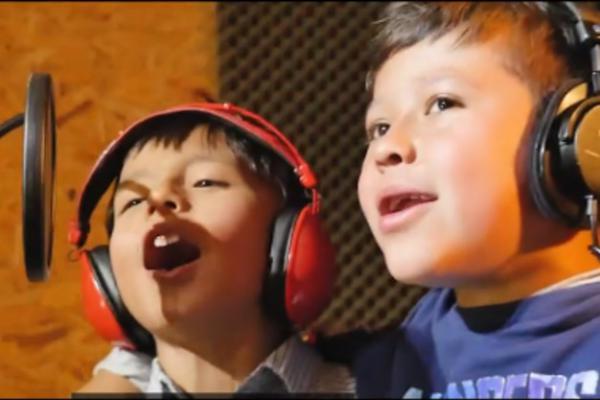 A rre rre rre: la canción con la que los niños de Bogotá le ponen ritmo a reciclar
