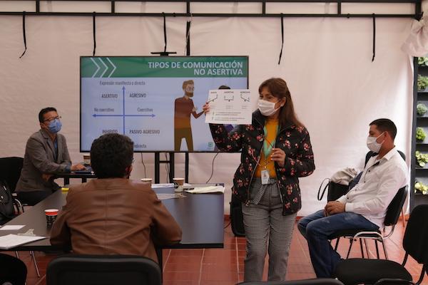 La UAESP da inicio a capacitaciones para recicladores de oficio