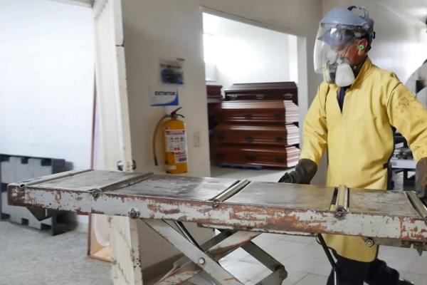 Bogotá cuenta con hornos crematorios de alta tecnología