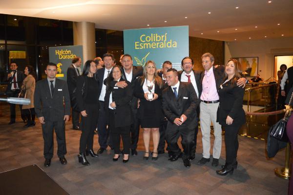 EMRS premio Empresario del año 2019