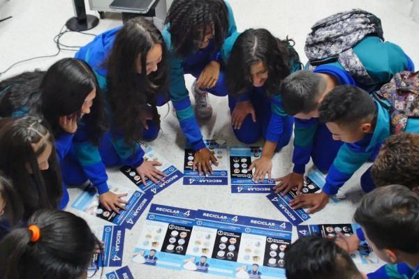 Separación en la fuente, la otra tarea para los estudiantes de Bogotá