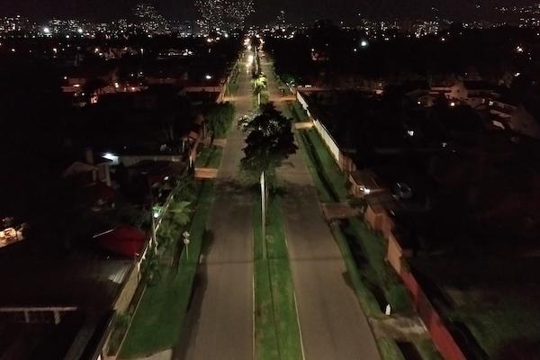 Alumbrado Barrio San José