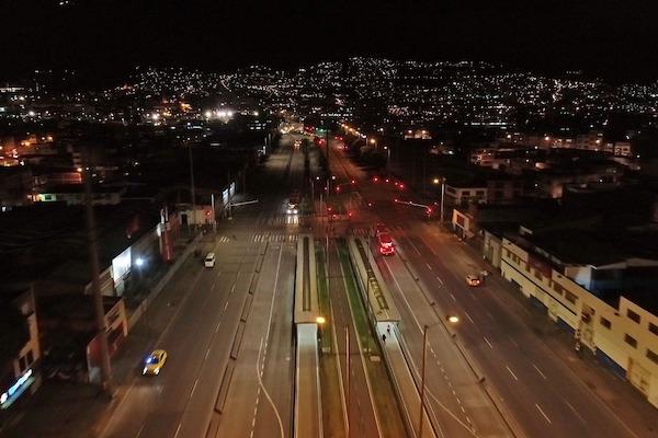 Bogotá sigue modernizando su alumbrado público en su cumpleaños 482