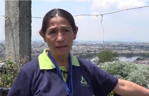 Loma Verde, un matriarcado de recicladoras en Bogotá