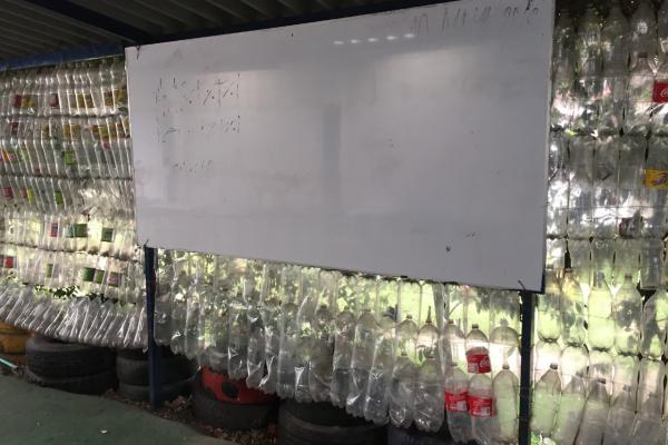 Reciclar transforma… mi colegio