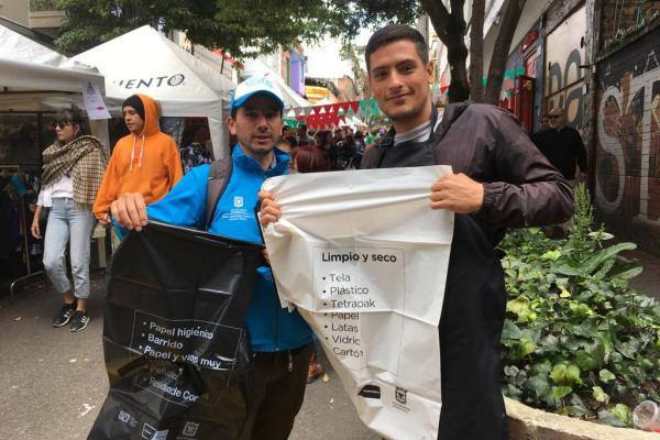 El reciclaje, temática central en la quinta versión del festival 'Macarenazo'