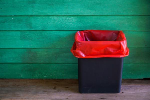 Residuos con riesgo biológico