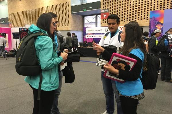 """""""Reciclar Transforma"""" conectó a los asistentes al Campus Party Colombia 2019 con la cultura del reciclaje"""