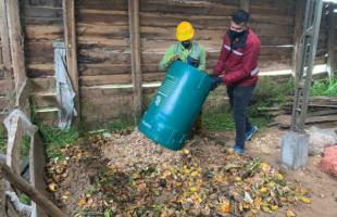 La UAESP busca nuevas alternativas para el tratamiento de residuos orgánicos