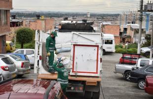 Conozca la Línea 110 para la recolección de sus residuos de gran tamaño