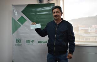 UAESP recibió 3.446 millones de pesos para inversión social
