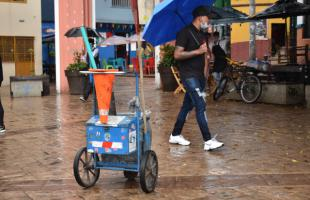 Disponer los residuos en horarios establecidos ayuda a mantener la ciudad más limpia