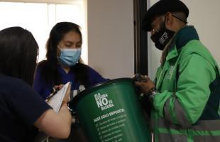 Nuevas rutas de recolección de residuos orgánicos en Suba