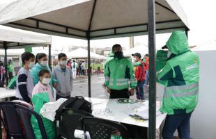 Regresan las ferias de servicios para los recicladores