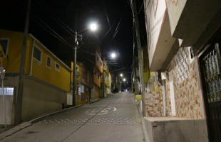 Inició la modernización del alumbrado público en Ciudad Bolívar