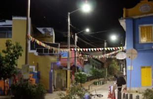 Modernizamos la iluminación de la calle 30 en el marco del proyecto de Acupuntura Urbana