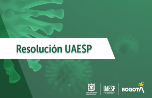 Resolución UAESP 187 de 2020