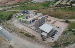 Biogás Doña Juana gana el Premio de Eficiencia Energética de Andesco