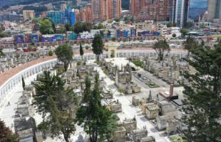 Elipse del Cementerio Central