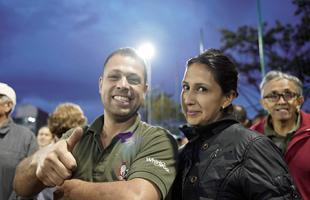 Alcaldía Peñalosa entregó el parque iluminado número 1000 en Bogotá