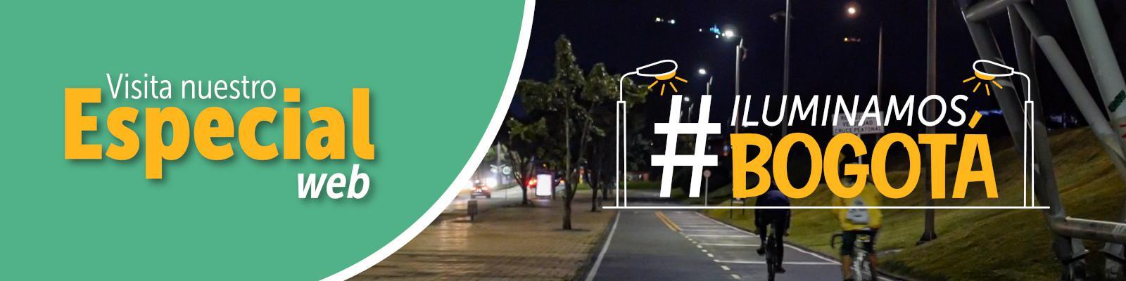 Especial iluminamos Bogotá