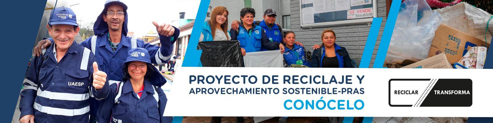 Proyecto de reciclaje y desarrollo sostenible