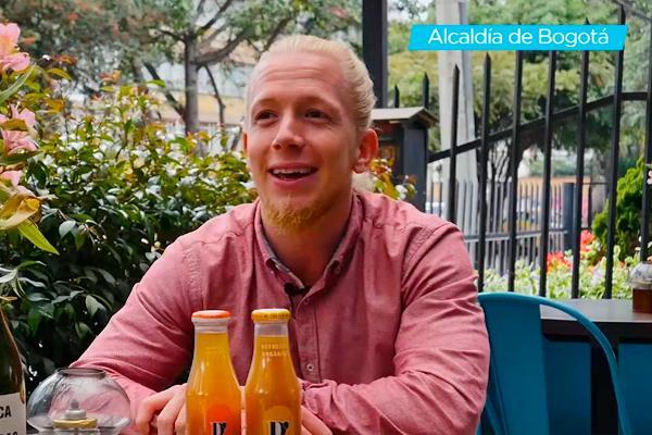 Los jugos orgánicos retornables que son modelo de economía circular en Colombia