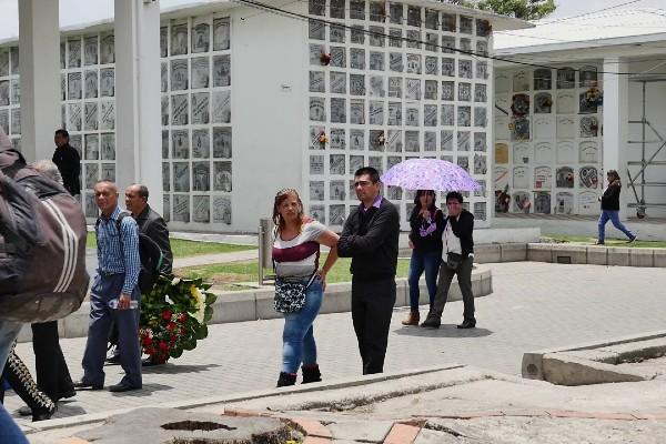 La UAESP ofrece los servicios funerarios en la plaza de los artesanos